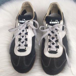 Diadora Men's Suede/Leather Shoes